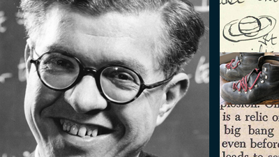 Boots, boxes and books: the life and work of Fred Hoyle's image