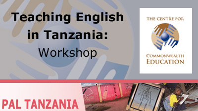 Training workshop for English Teachers in Tanzania's image