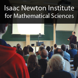 About the Isaac Newton Institute's image