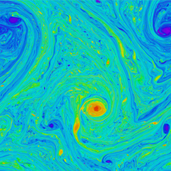 Zigzag instability of vortex arrays in stratified and rotating fluids's image