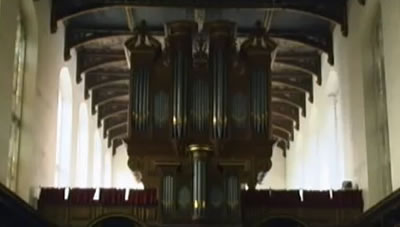 Organ and Choral Scholarships at Cambridge's image