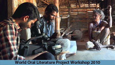 World Oral Literature Project Workshop 2010's image