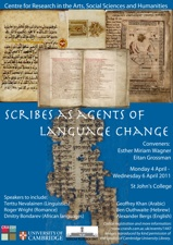 Scribes as Agents of Language Change's image