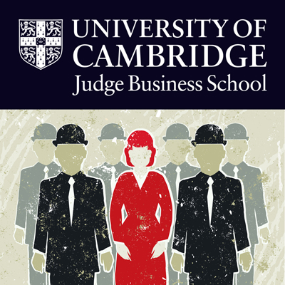 Cambridge Judge Business School Discussions on Diversity in Business's image