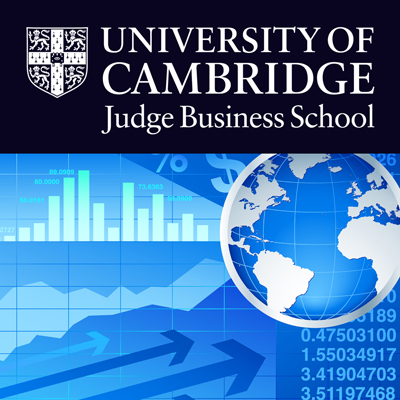 Cambridge Judge Business School Discussions on Economics & Policy's image