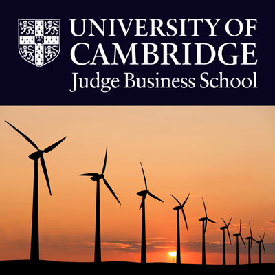 Cambridge Judge Business School Discussions on Energy & Environment's image