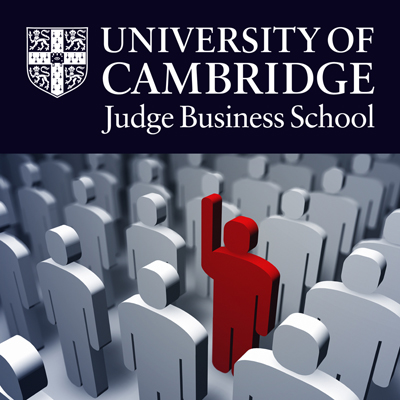 Cambridge Judge Business School Discussions on Innovation's image