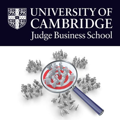 Cambridge Judge Business School Discussions on Marketing & Strategy's image