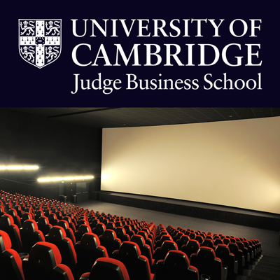 Cambridge Judge Business School Discussions on Media, Arts & Culture's image