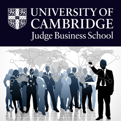 Cambridge Judge Business School Discussions on Leadership's image