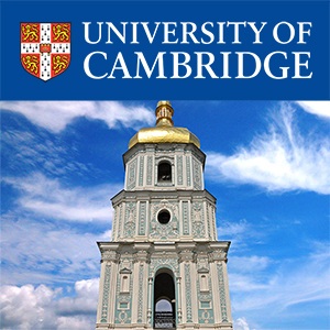 Cambridge Ukrainian Studies Podcast's image