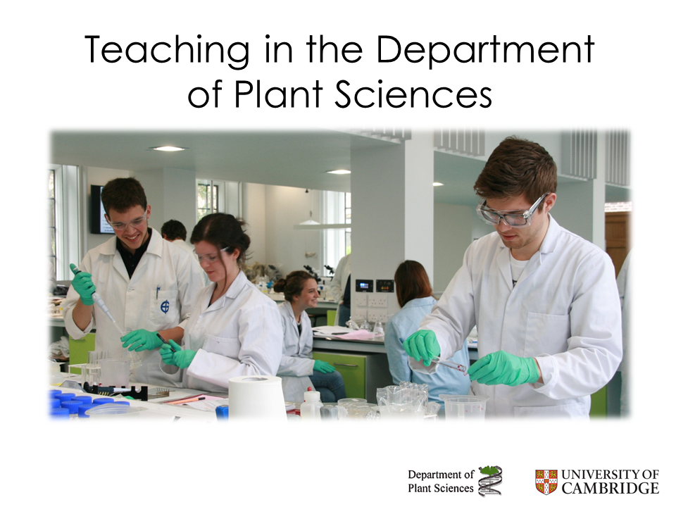 General Plant Sciences Teaching Resources's image