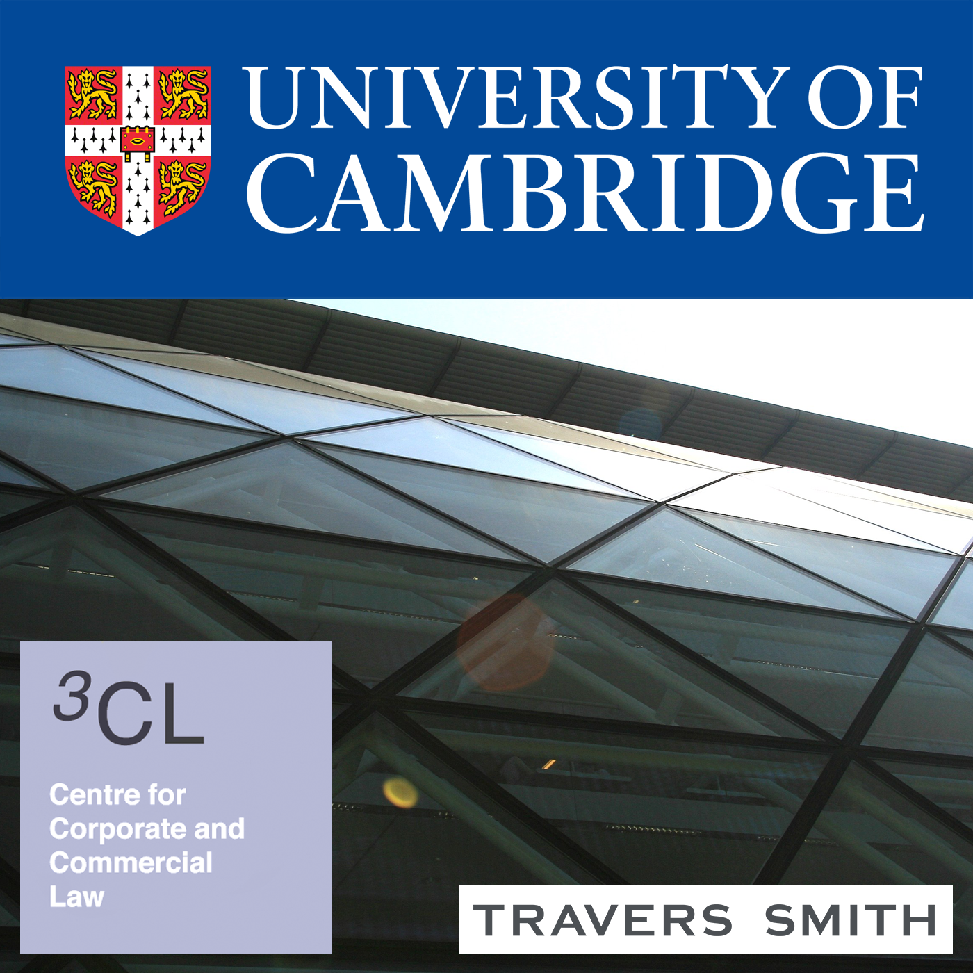 3CL Travers Smith Seminar Series's image