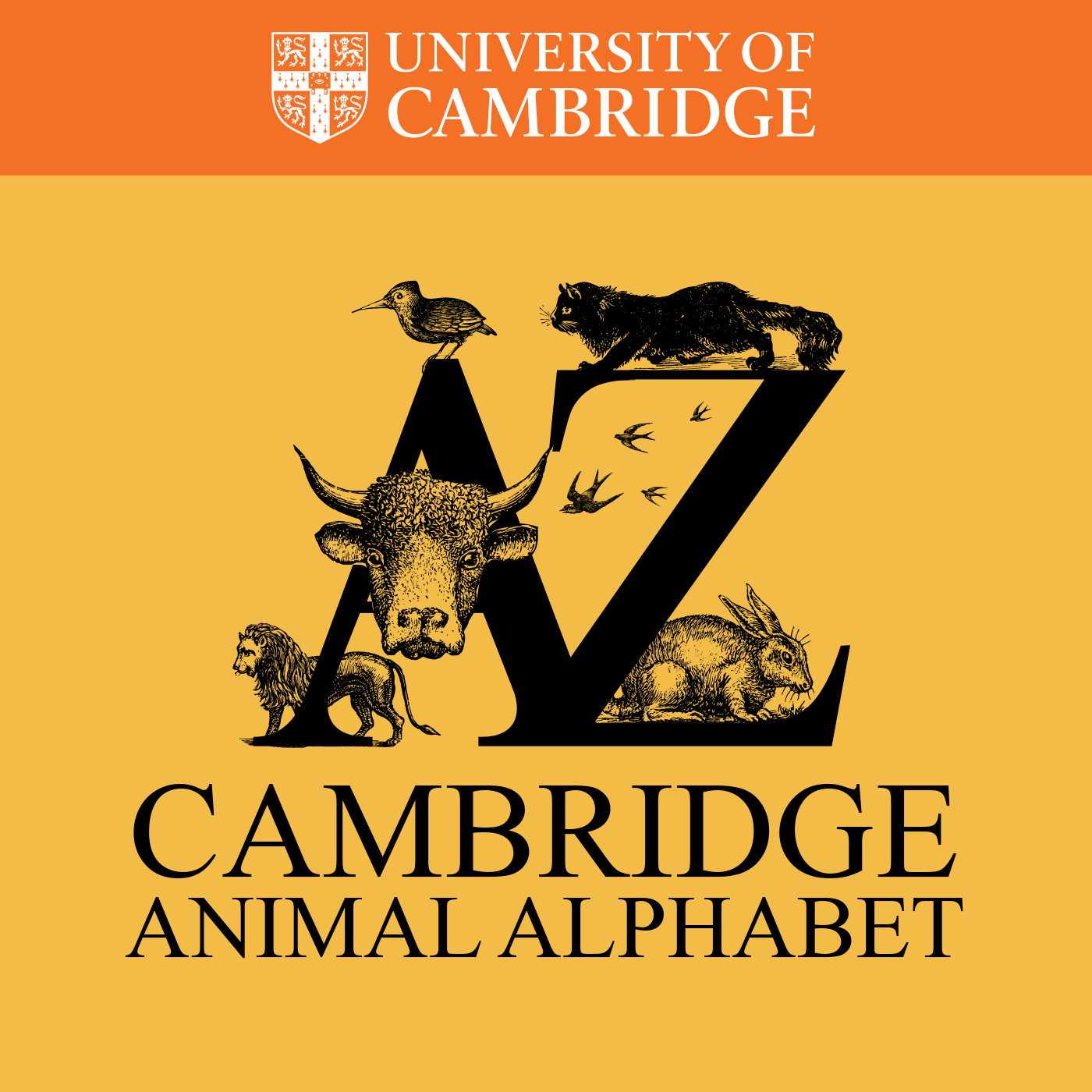 The Cambridge Animal Alphabet series's image