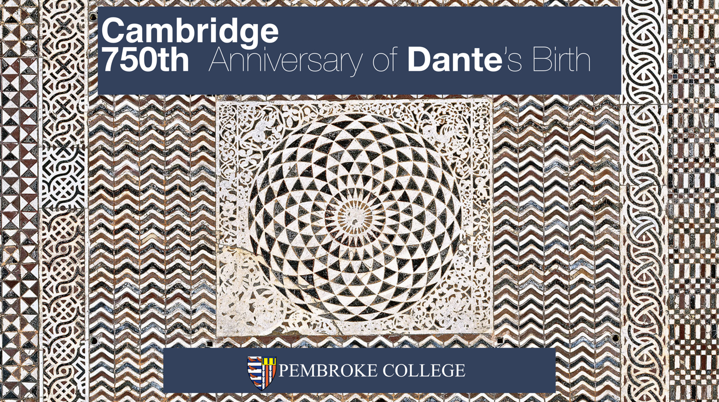 Cambridge 750th Anniversary of Dante's Birth's image