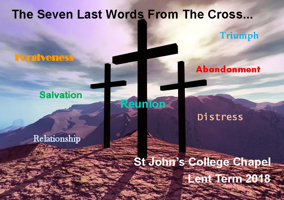 L18 - The seven last words from the Cross's image