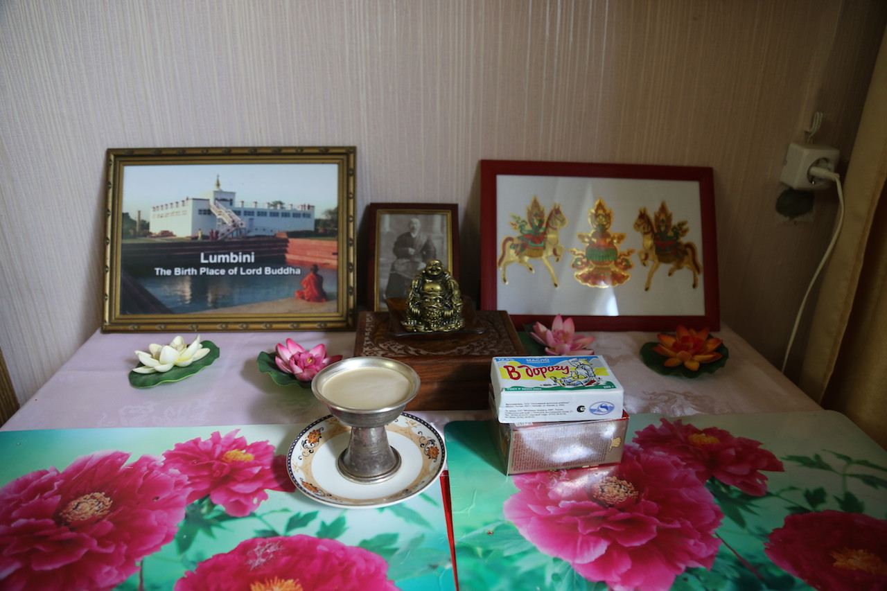 Kalmyk Cultural Heritage Project (FAMILY RELICS, INHERITED SKILLS AND GIFTS)'s image