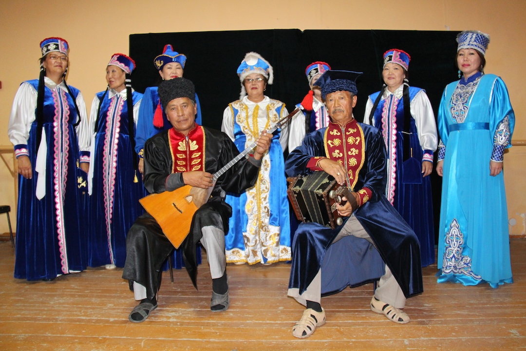 Kalmyk Cultural Heritage Project (FOLK SONGS)'s image