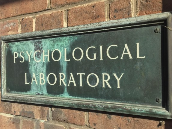 History of the Department of Psychology's image