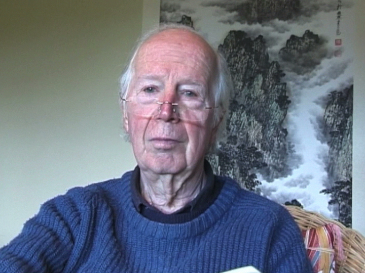 Alan Macfarlane reads some of his favourite British poetry's image